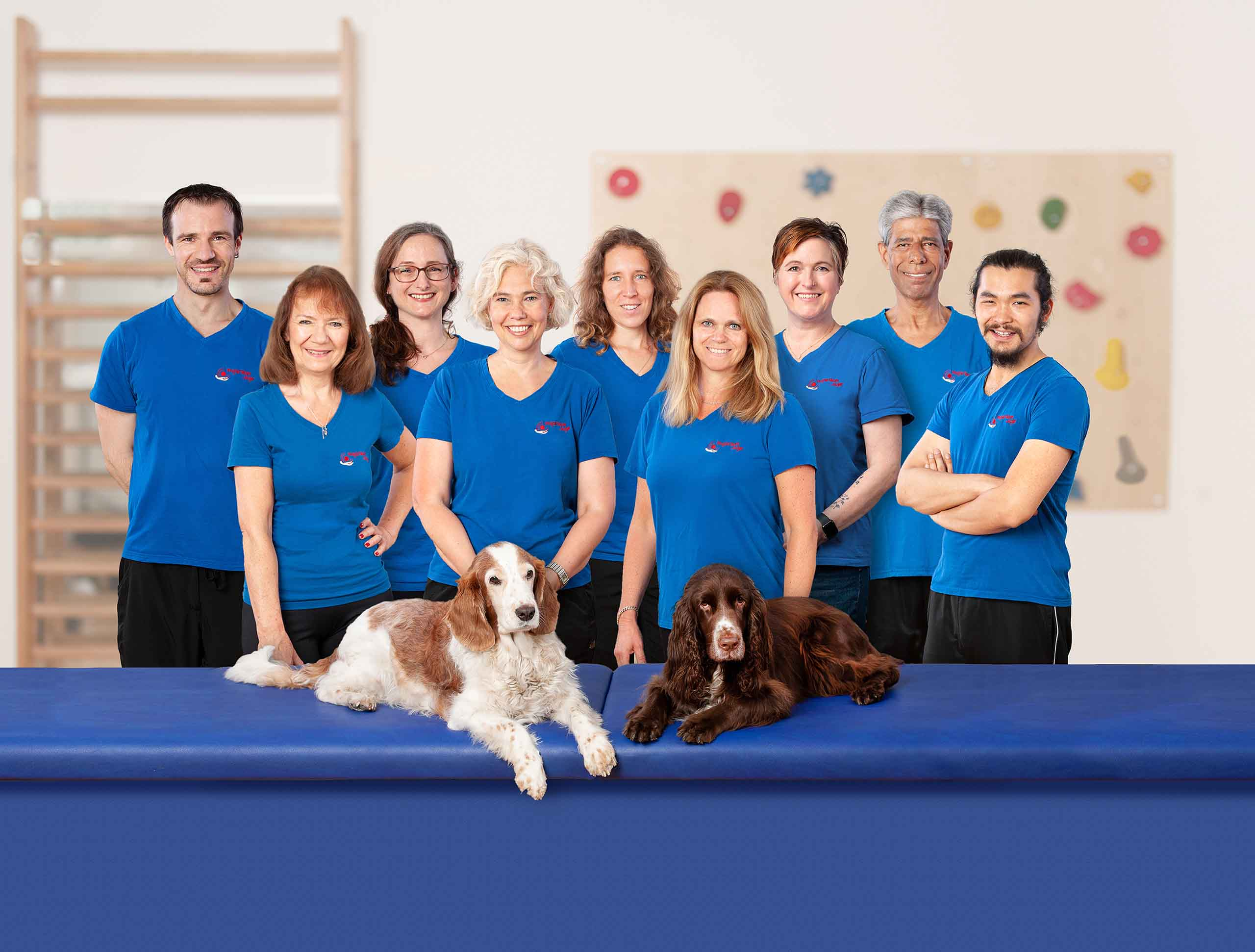 Team Physiotherapie PhysioTeam Jager in Berlin
